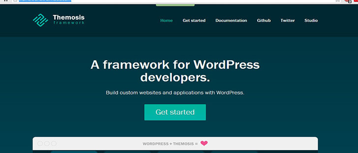 Themosis HTML5 and CSS3 Framework