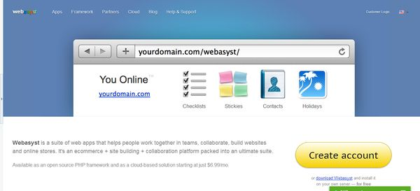 Webasyst For Web Developers