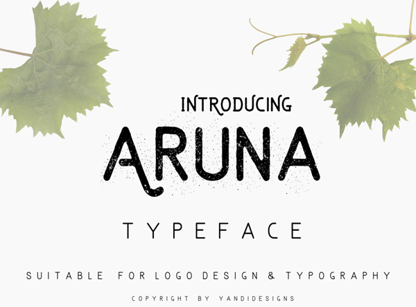 aruna 2017 for Graphic