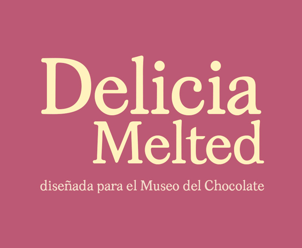 delicia melted Best Free Font 2017