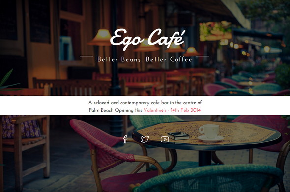 ego cafe Free Coming Soon