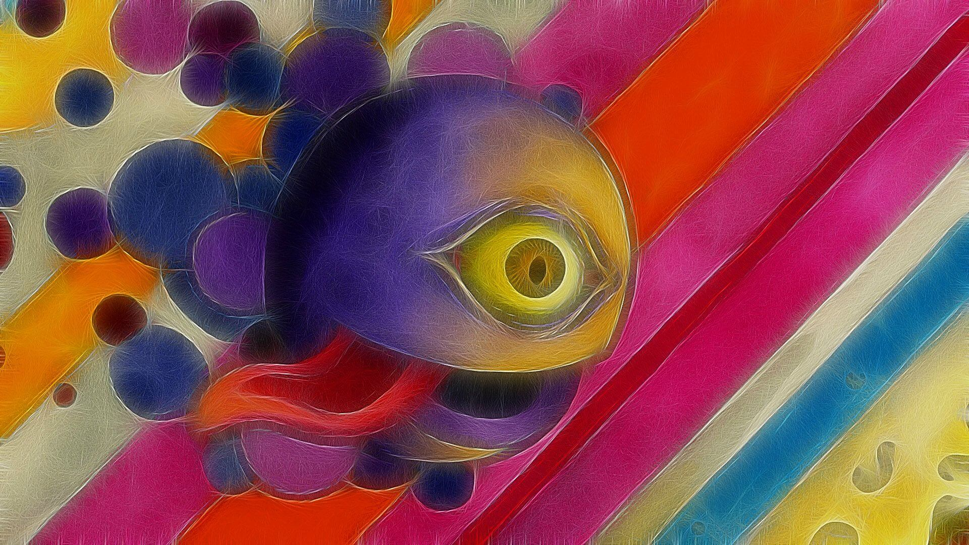 eye monster fantacy Resolution Desktop Wallpaper & HD Backgrounds