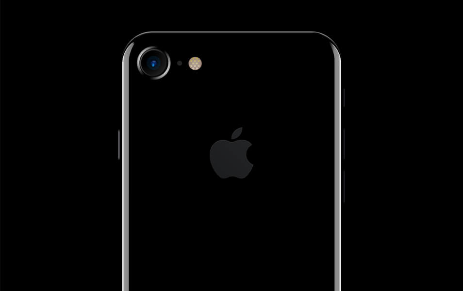 iPhone 7 Scalable Jet Black