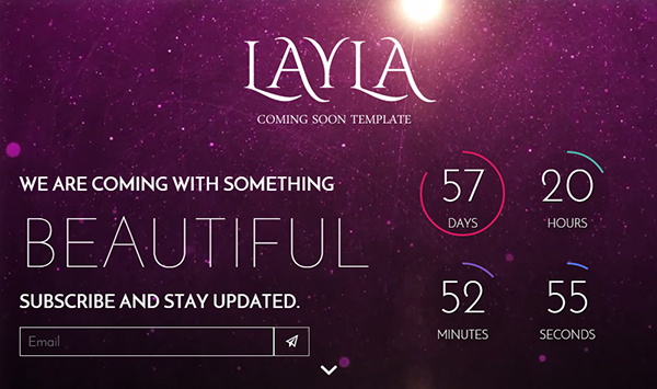layla Free Coming Soon Under Construction