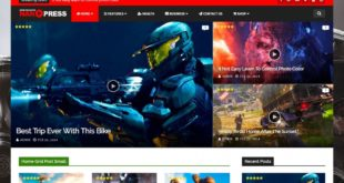 Gaming WordPress Themes