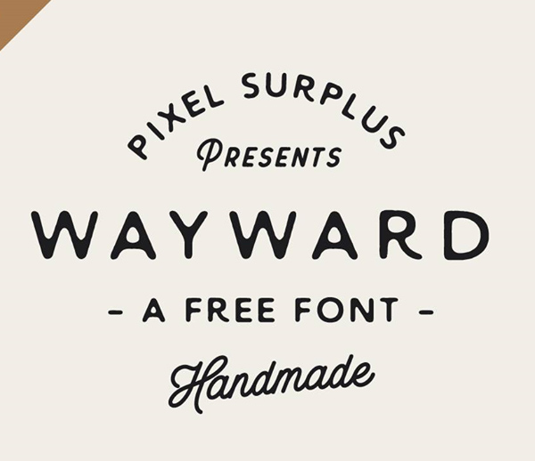 wayward for Graphic
