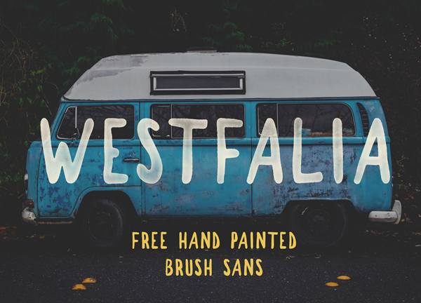 westfalia 2017 for Graphic