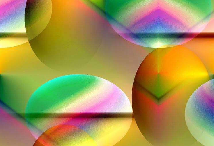 Abstraction Most Beautiful & Cute Easter Wallpaper