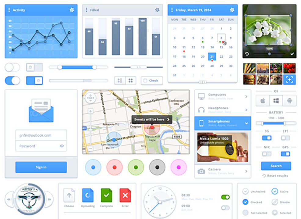 App Creative Dashboard