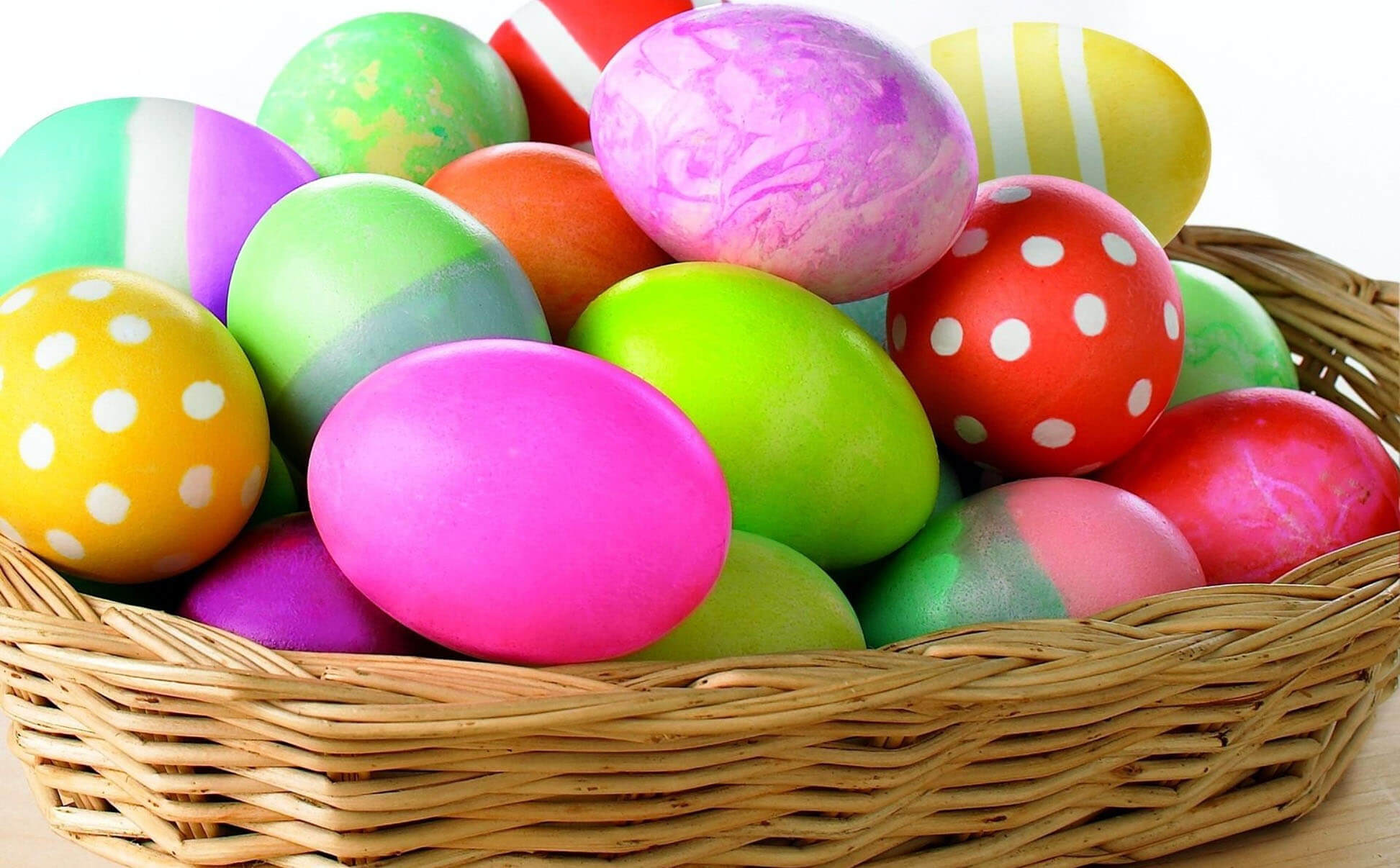 Basket Cute Easter