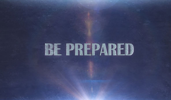 Be Prepared After Effects Template Download
