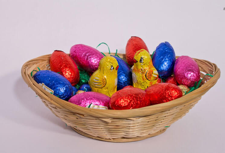 Candy Most Beautiful & Cute Easter Wallpaper