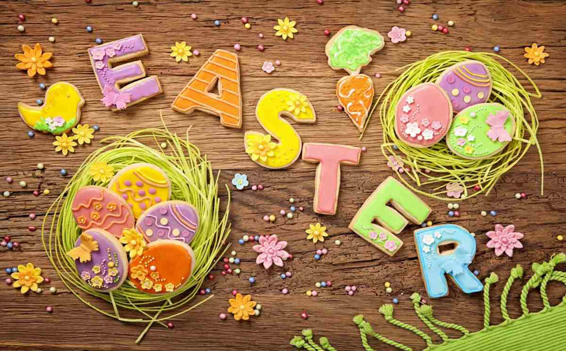 Easter Most Beautiful