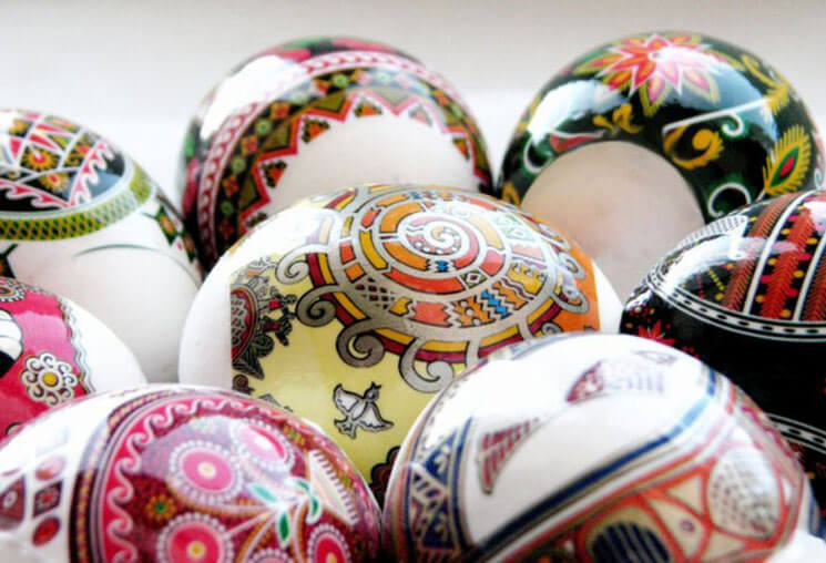 Eggs Beautiful & Cute Easter Wallpaper