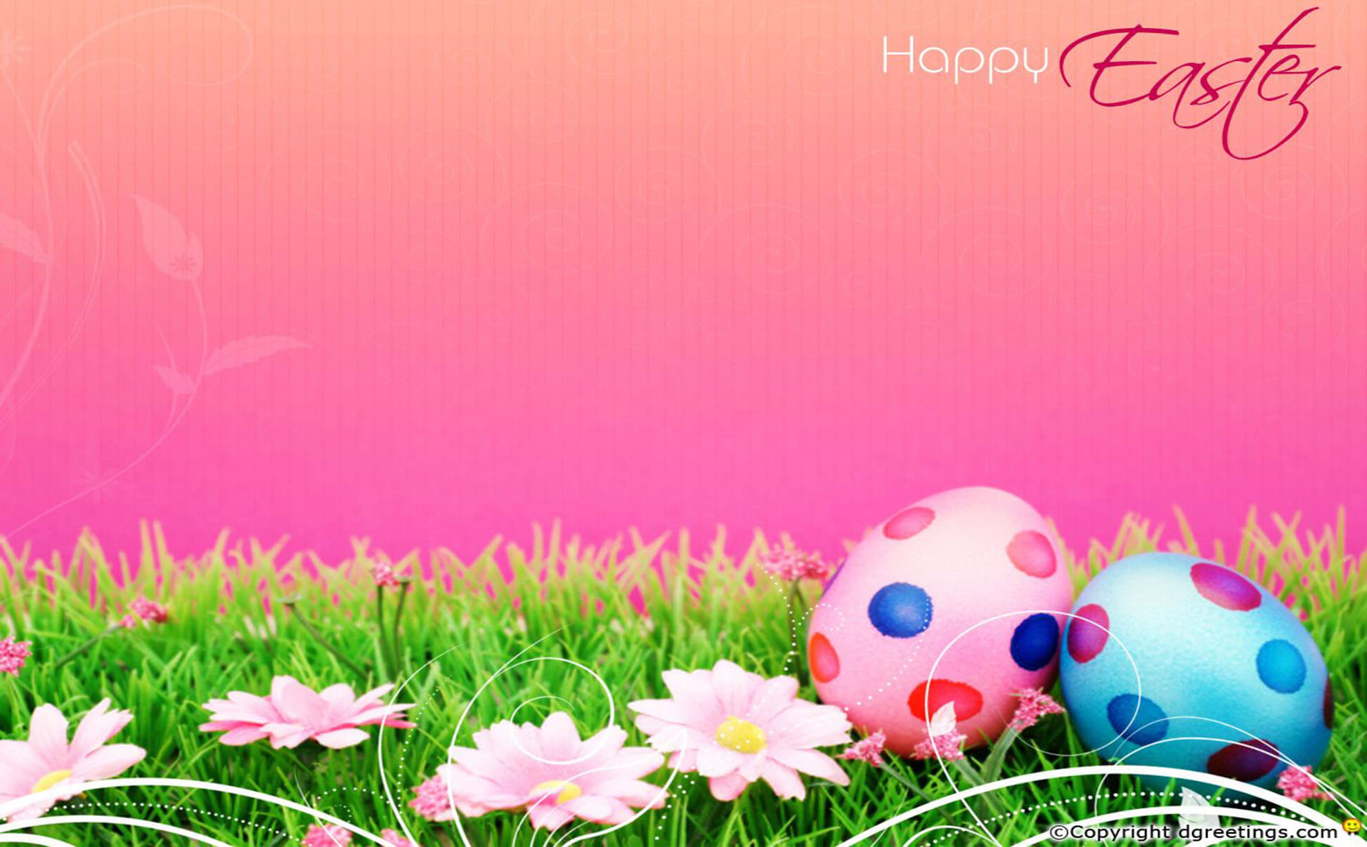 Ground Easter Wallpaper