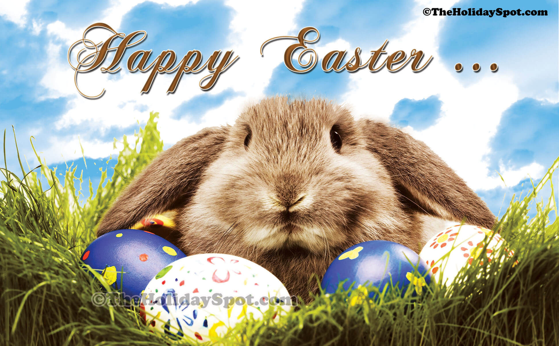 Happy easter Most Beautiful