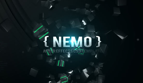 Nemo After Effects Template Download