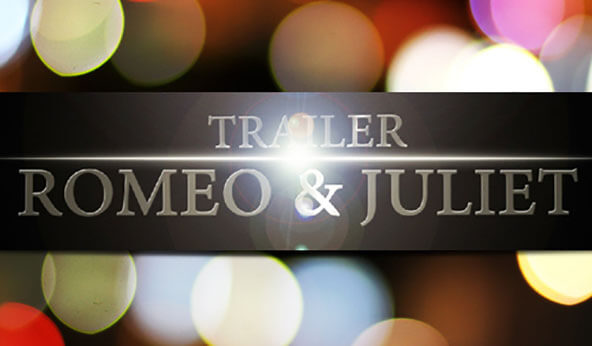 Romeo Jullet After Effects Template