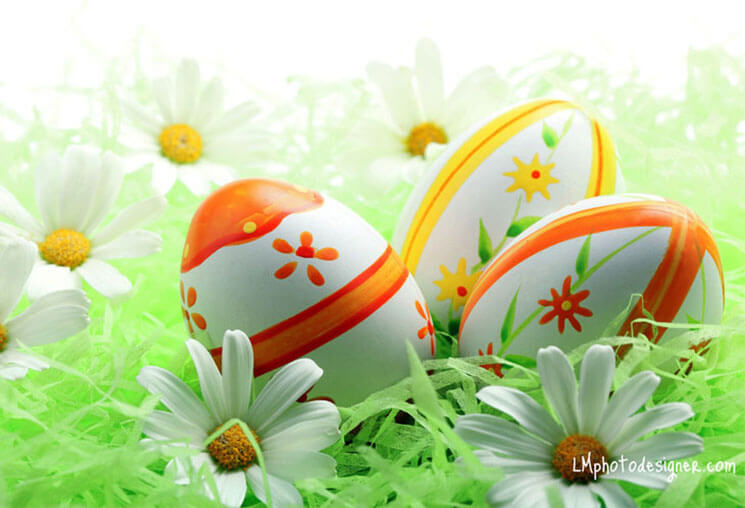 Show Beautiful & Cute Easter Wallpaper