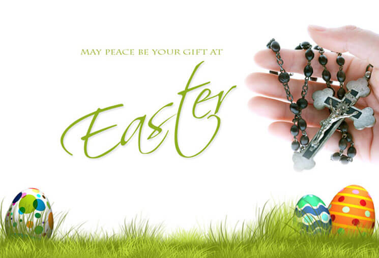 Style Most Beautiful & Cute Easter Wallpaper