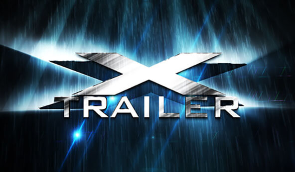 X Trailer Template Download