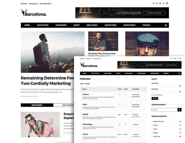 barcelona WordPress bbPress