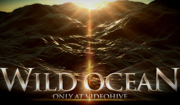wild ocean Effects Template