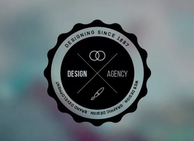 Agency Badge Logo