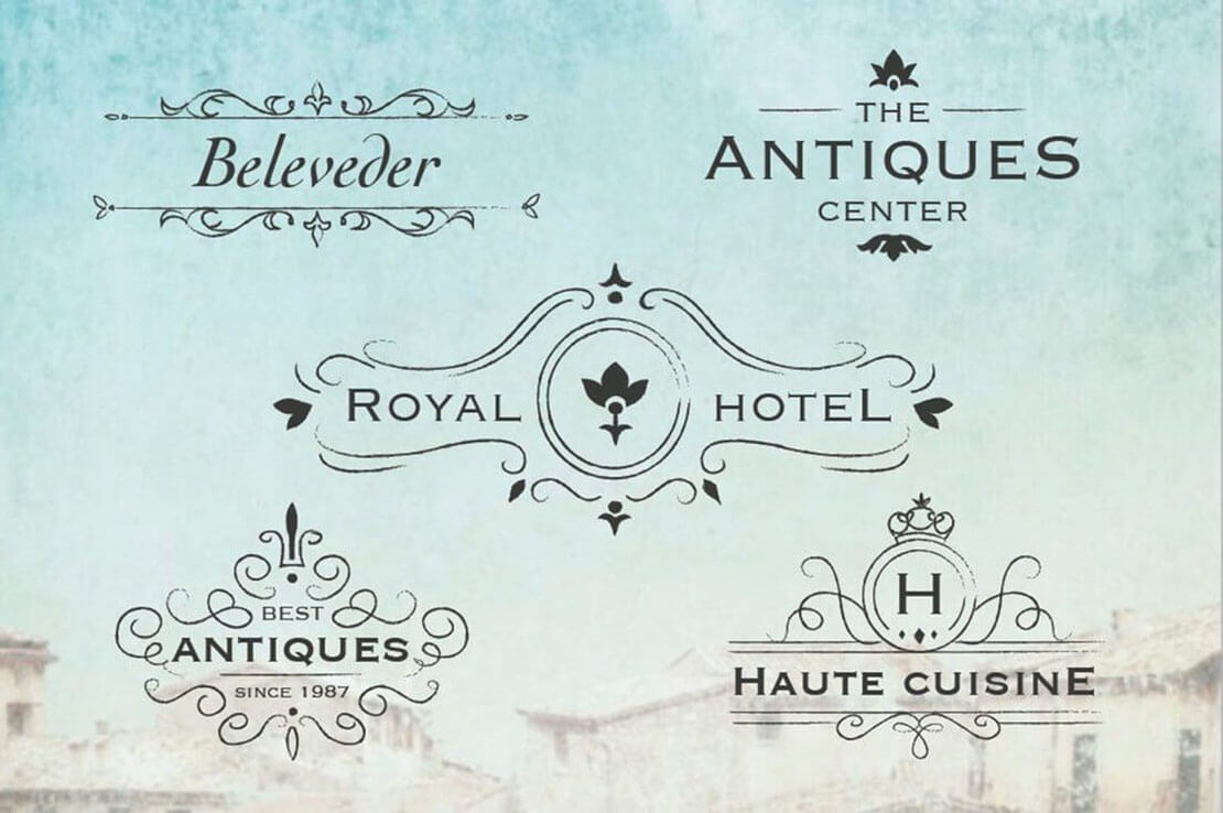 Antique Best Minimal