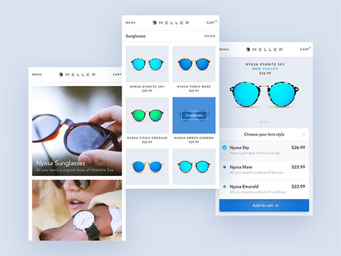 Best Ecommerce UI Kit