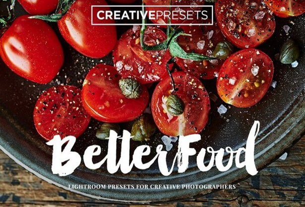 BetterFood for Photographer