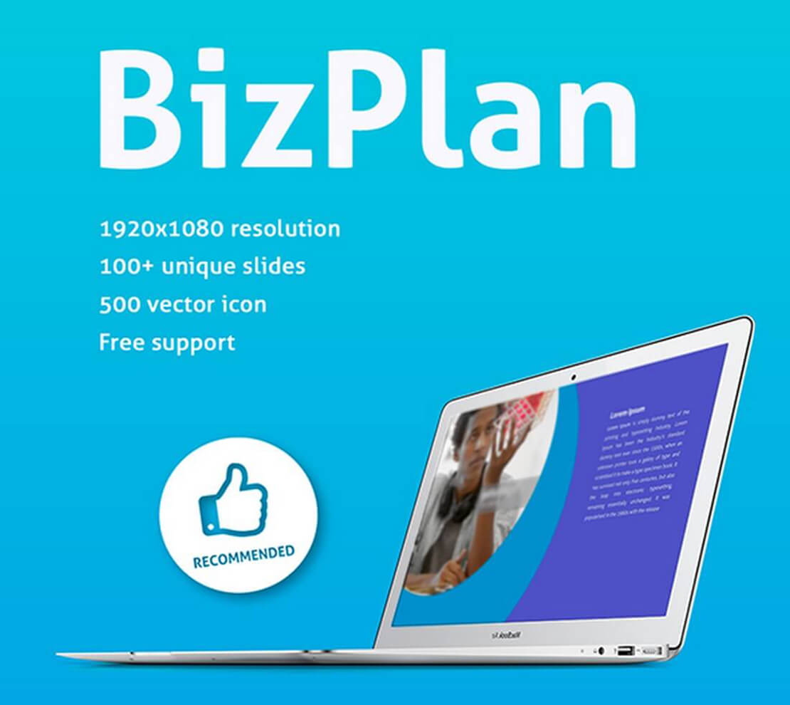 BizPlan Best Keynote