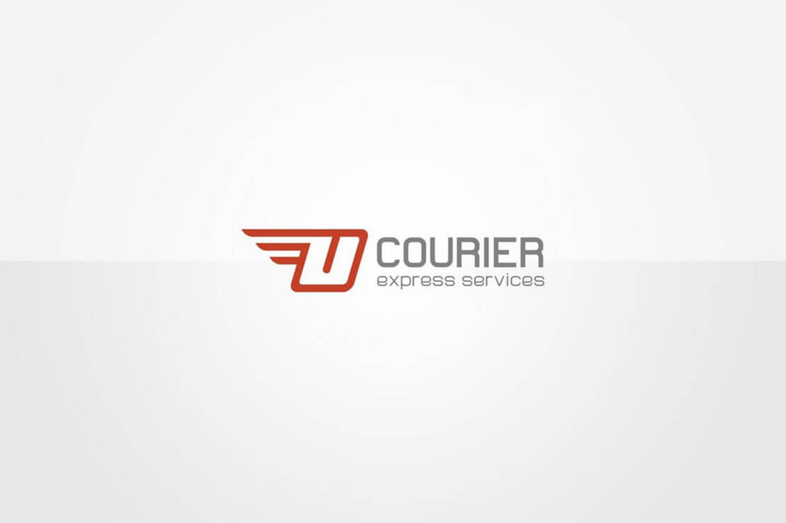 Courier Logo Design