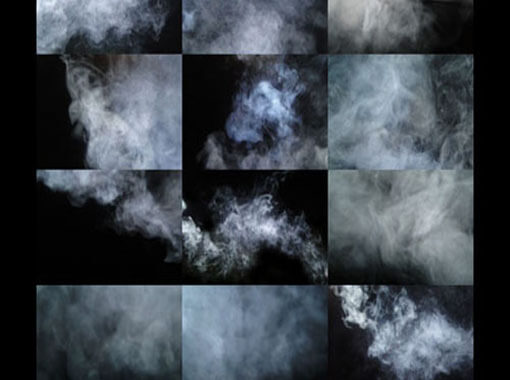 Different Smoke Texture