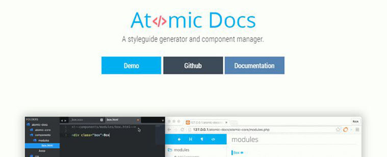 Docs Library and Framework