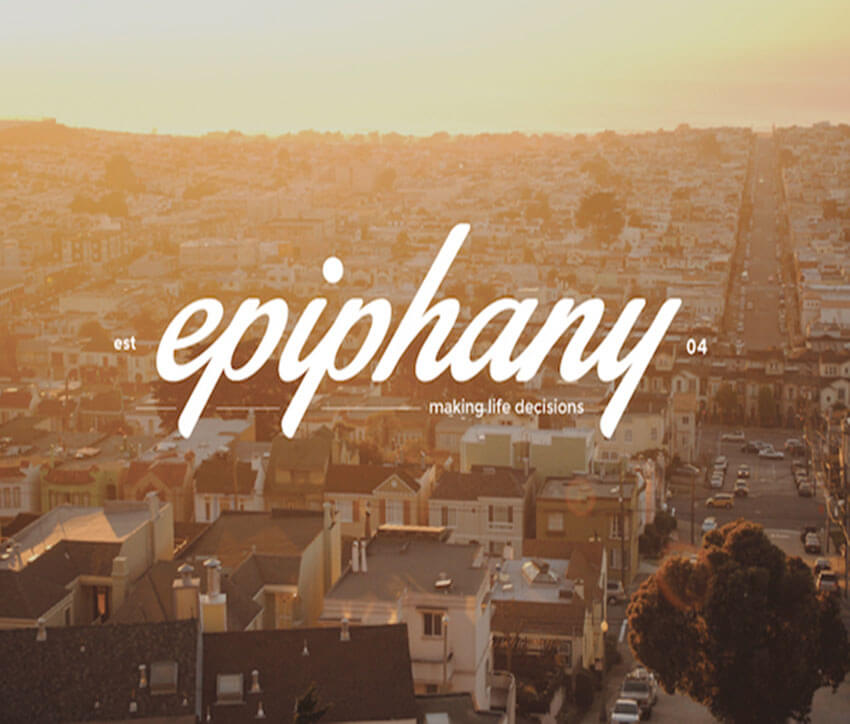 Epiphany Template Download