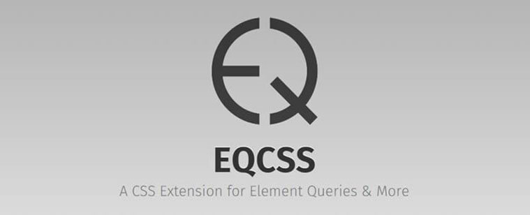 Eqcss Library and Framework
