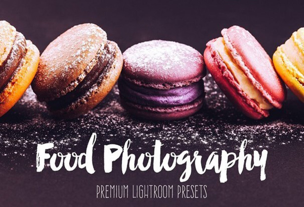 Food Best Lightroom Preset