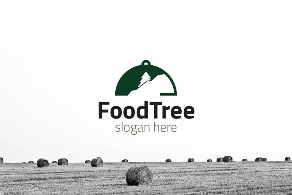 Food Tree Design Template