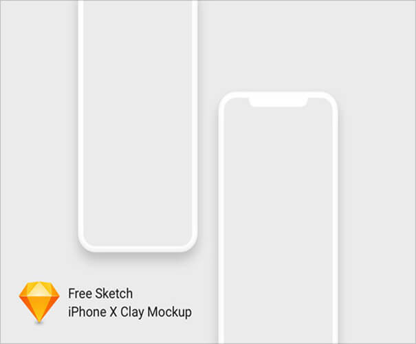Freebie Iphone Mockup Template