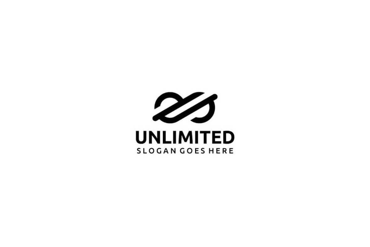 Infinite Best Minimal Logo