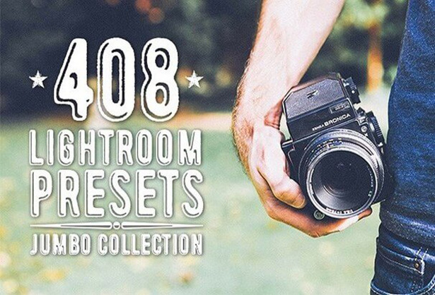 JUMBO Best Lightroom Preset