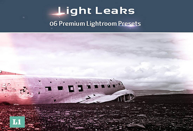 Light Leaks Best Lightroom Preset