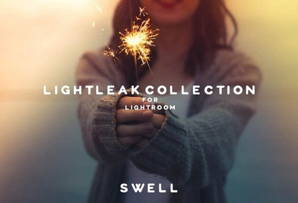LightLeaks Lightroom presets