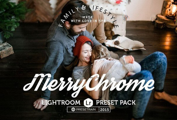 Merrychrome Lightroom Preset For Photographer