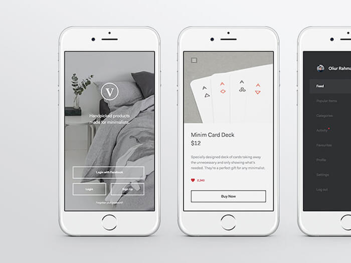 Mobile UI Kit