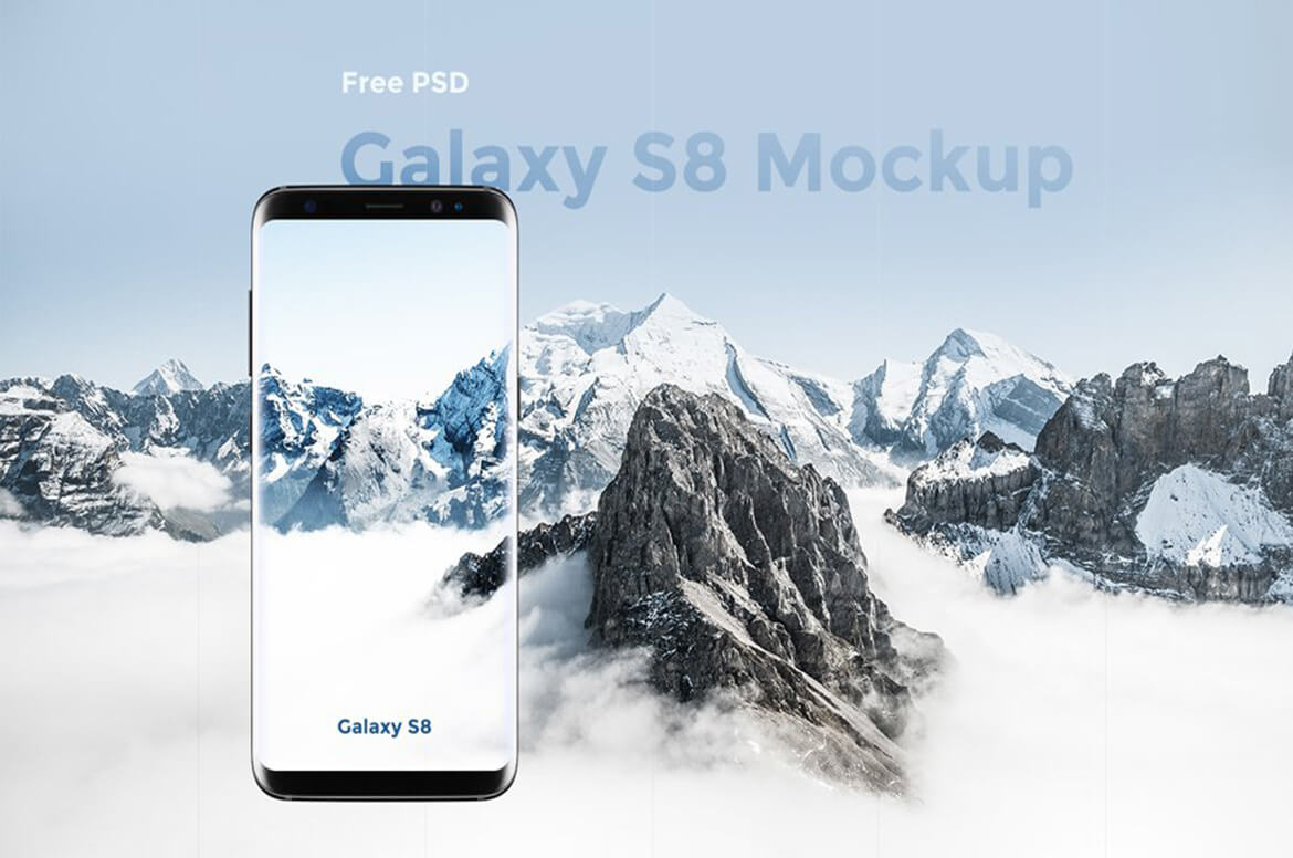 Mock Up Best Samsung Galaxy