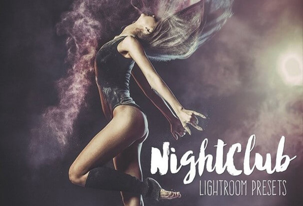 Nightclub Creative Cloud