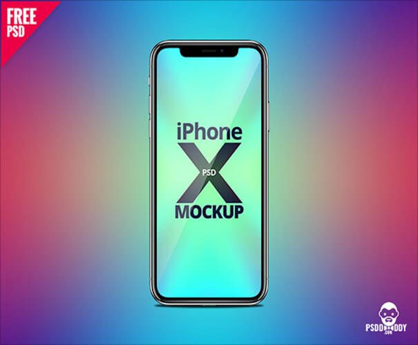 PSD Best Free iPhone X