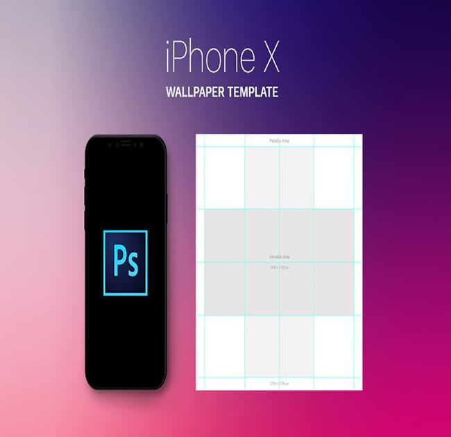 Parallax iPhone X